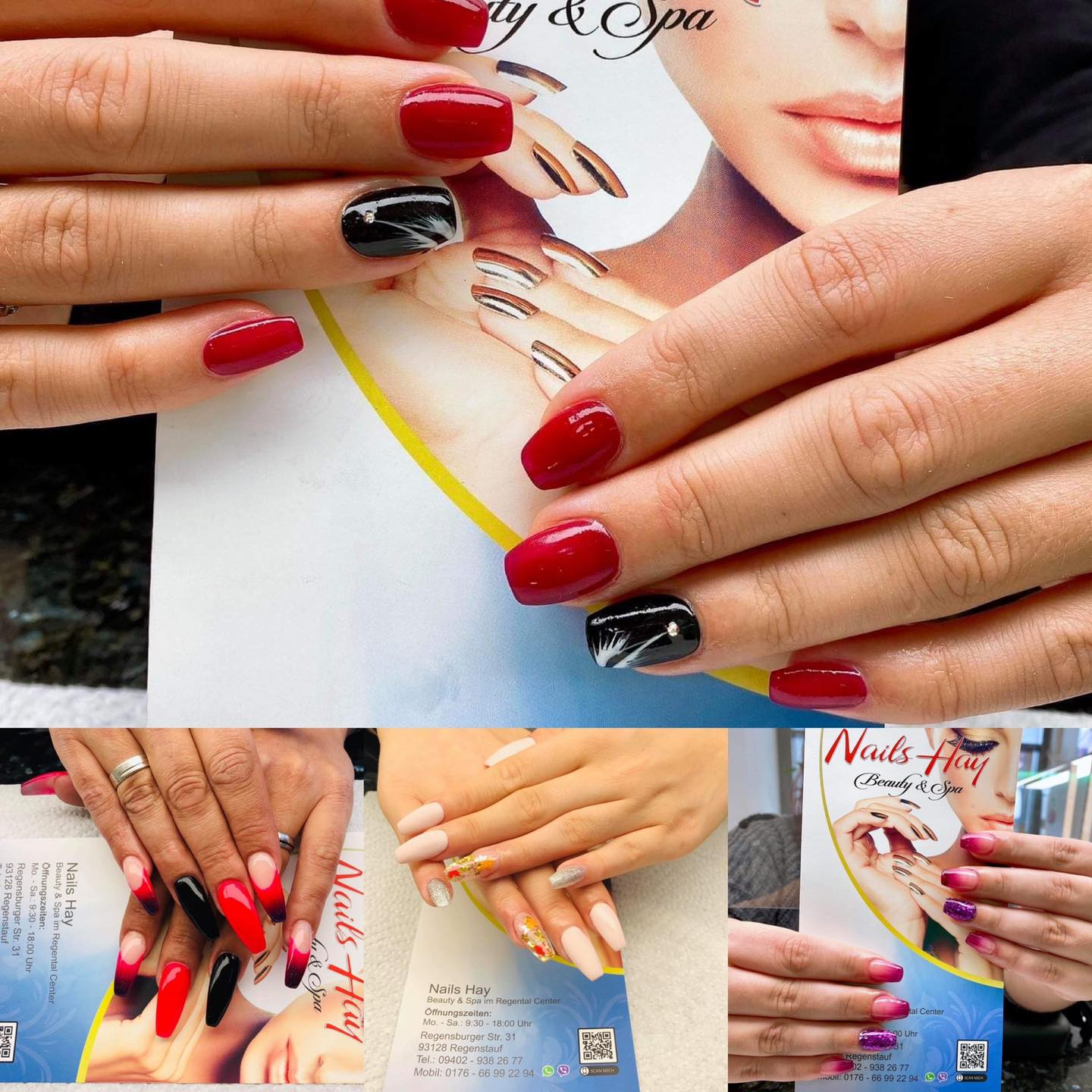 Regental Center Nails & Beauty Regensburger Str 31 93128 Regenstauf